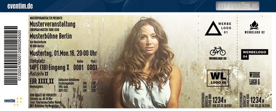 Karten für Enissa Amani: Mainblick - Neues Programm in Würzburg