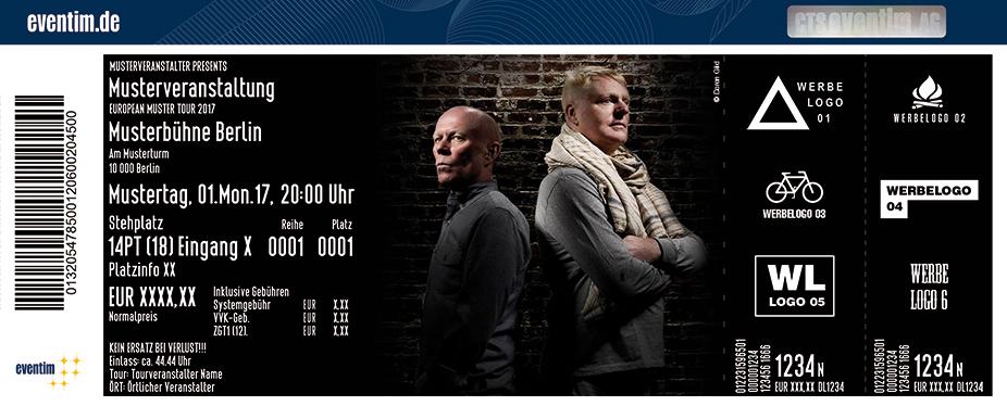Karten für Erasure in München
