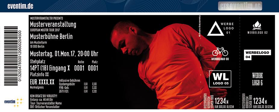 Karten für eRRdeKa in Wien