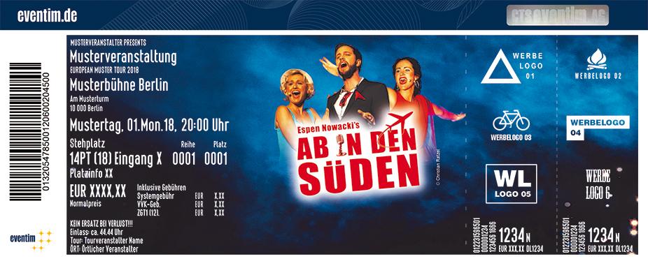 Ab In Den Süden In Erding Am 31122018 Passau Ticketde
