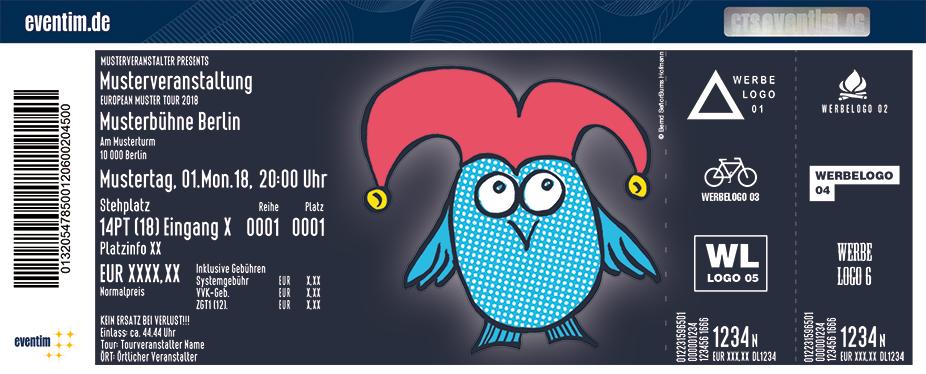 Willy Astor: Eulenspiegel Zeltfestival Passau 2018