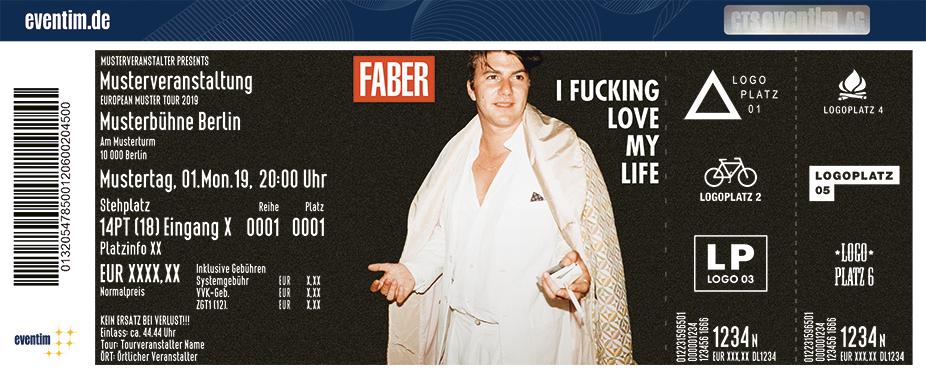 Faber - Promotour 2021