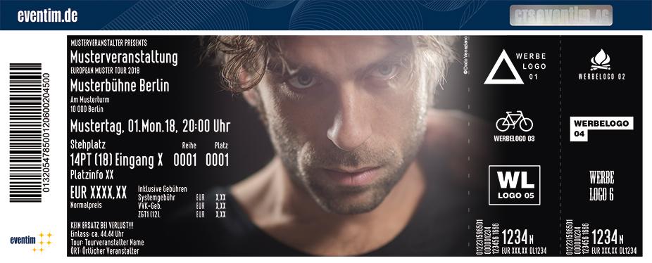 Karten für Fabrizio Cammarata in Köln