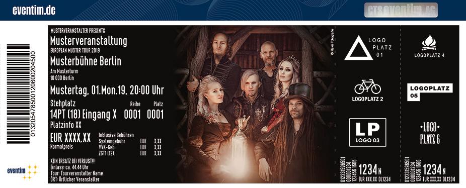 Faun - Märchen & Mythen Tour 2020