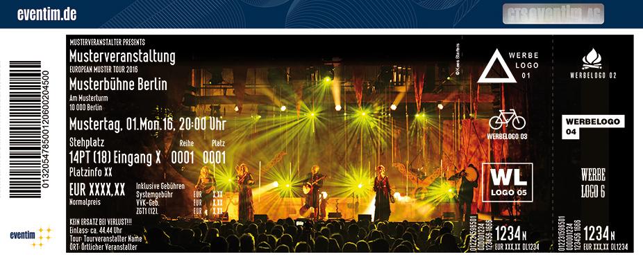 Karten für FAUN – Sommer Konzerte 2017 in Fürstenwalde