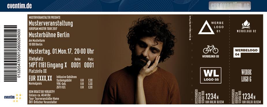 Karten für Fayzen: Gerne Allein Tour in Wiesbaden