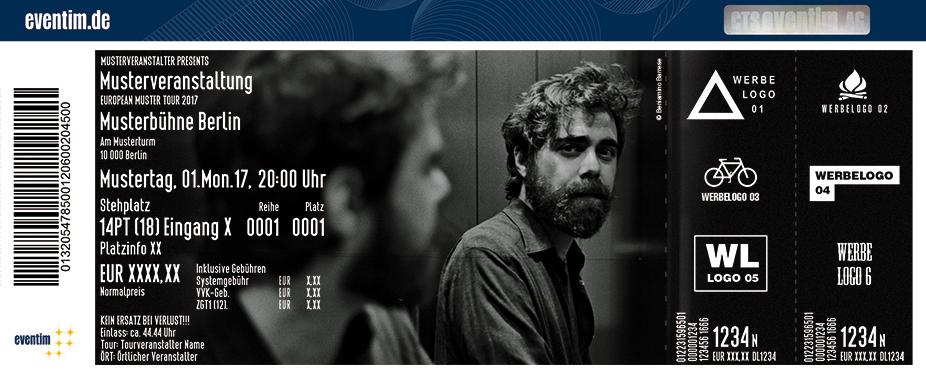 Federico Albanese Karten für ihre Events 2018