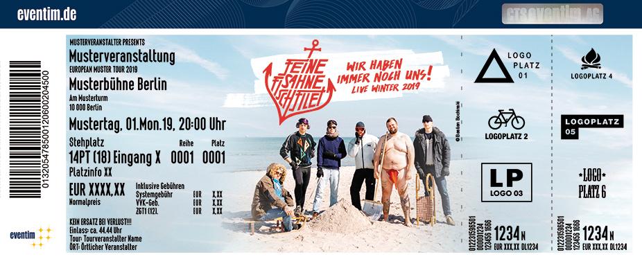 Feine Sahne Fischfilet - Wir haben immer noch uns! - Tour 2019