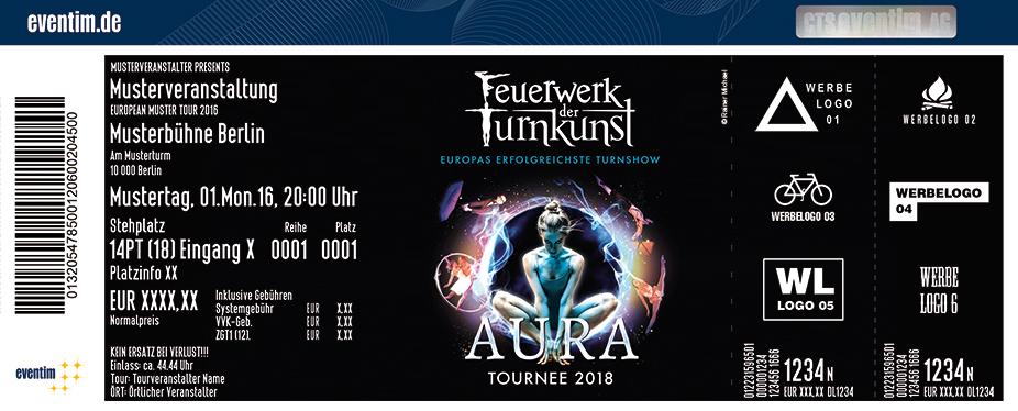 Feuerwerk Der Turnkunst Karten für ihre Events 2017