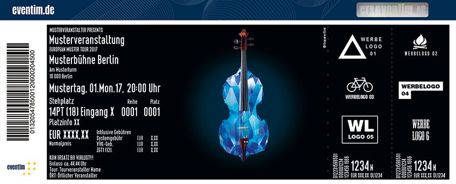 Karten für Final Symphony: Music from Final Fantasy in Berlin