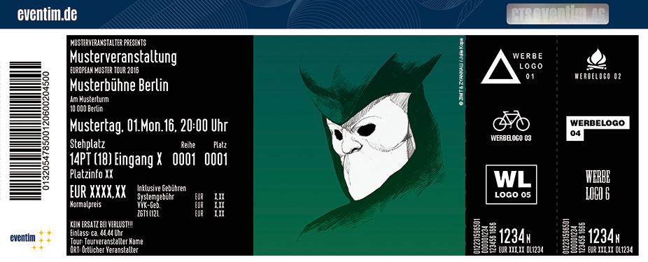Karten für Krimidinner von ZIMT & ZYANKALI: Finale Grande in Ottobeuren