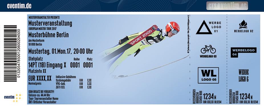 Karten für FIS Skisprung Weltcup Willingen in Willingen