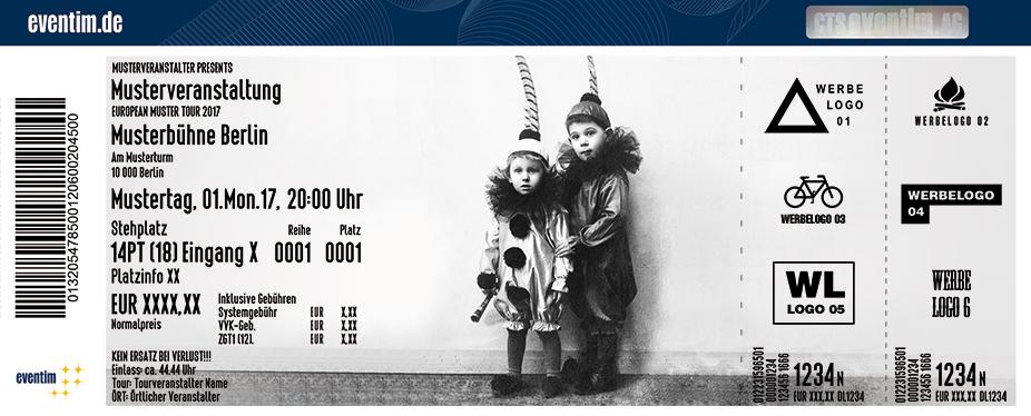 Karten für Fjørt: Couleur Tour 2018 in Wiesbaden