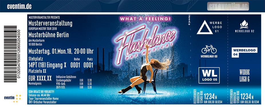 Flashdance - Das Musical Karten für ihre Events 2018