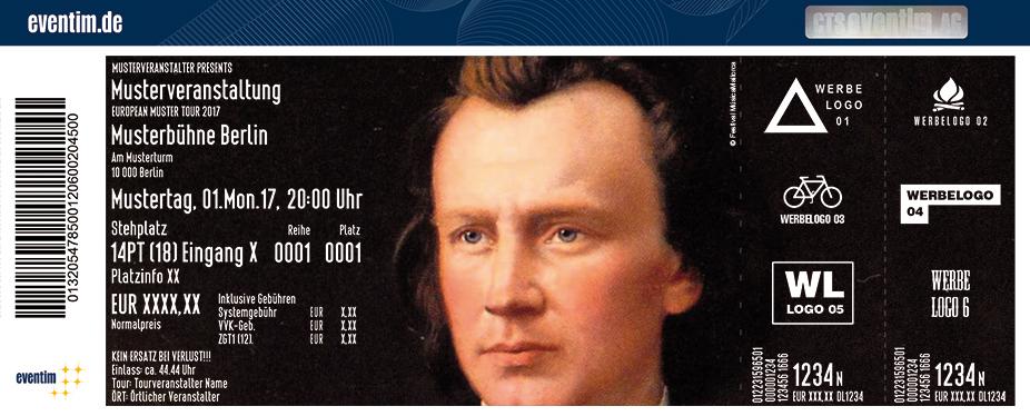 Karten für Johannes Brahms: Ein Deutsches Requiem op. 4 - Festival MúsicaMallorca in Palma