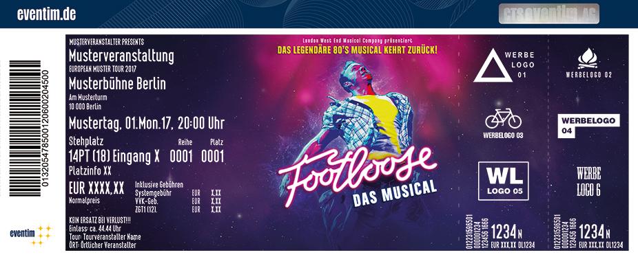 Karten für Footloose - Das Musical in Linz