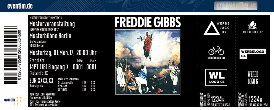 Karten für Freddie Gibbs: You Only Live 2wice Tour in Hamburg