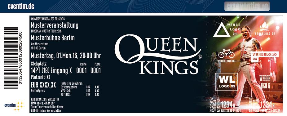 Karten für The Queen Kings | Freilichtspiele Tecklenburg 2017 in Tecklenburg