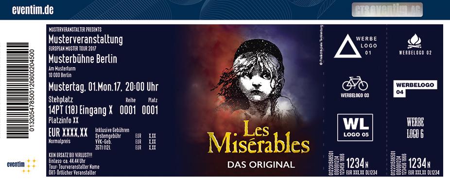Les Miserables | Freilichtspiele Tecklenburg