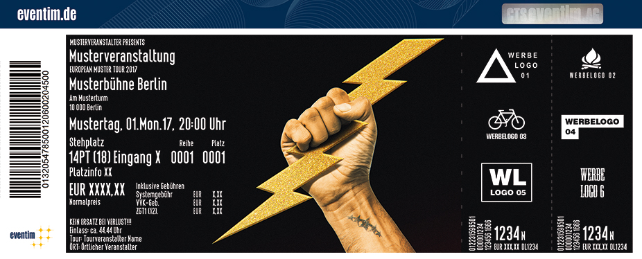 Karten für Fünf Sterne deluxe: Flash Tour in Stuttgart