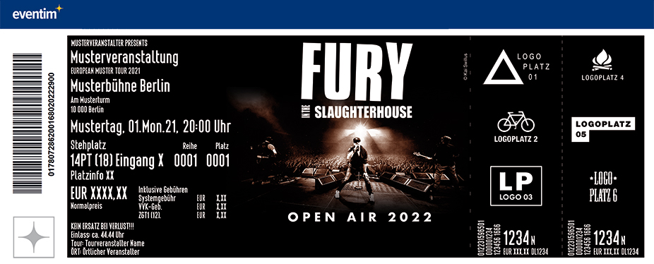 Fury In The Slaughterhouse - Open Air
