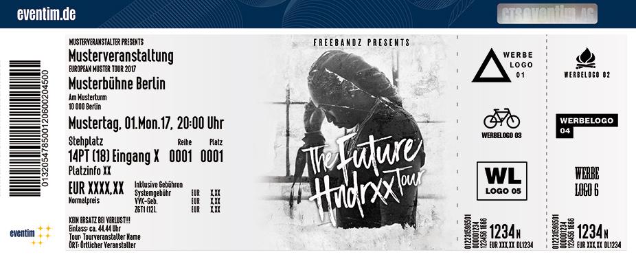 Karten für Future: The Future HNDRXX Tour in Berlin