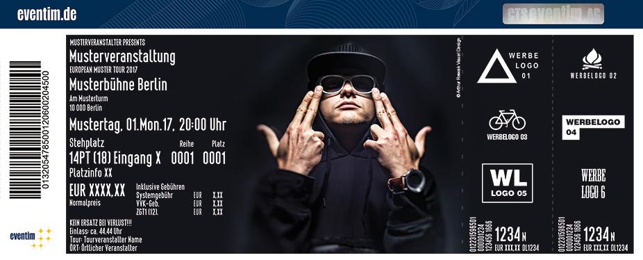 Karten für Gary Washington - Tour 2018 in Essen