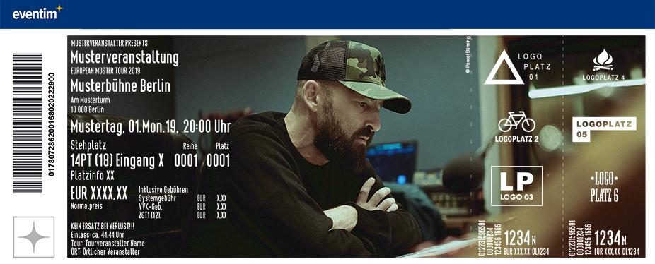 Gentleman - Blaue Stunde - Tour 2021