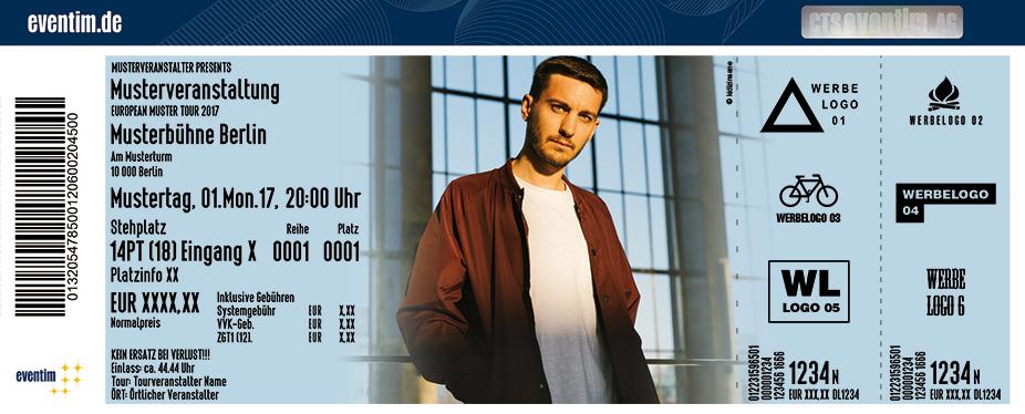 Karten für Gerard - Live 2017 in Stuttgart