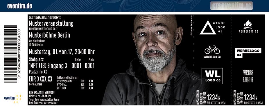 Karten für Gerd Knebel: weggugge in Hanau