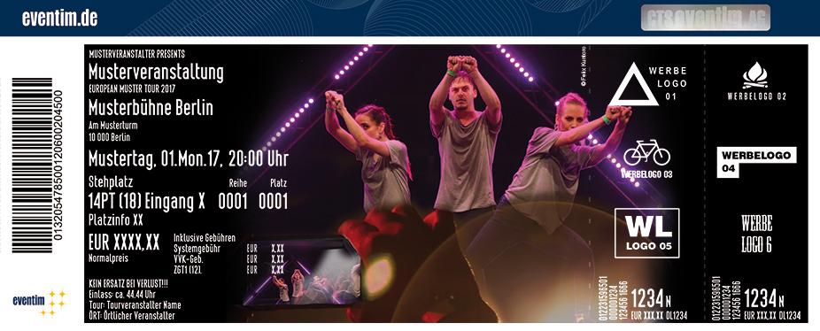 Karten für Finals 2018 - International Dance Competition in Hannover