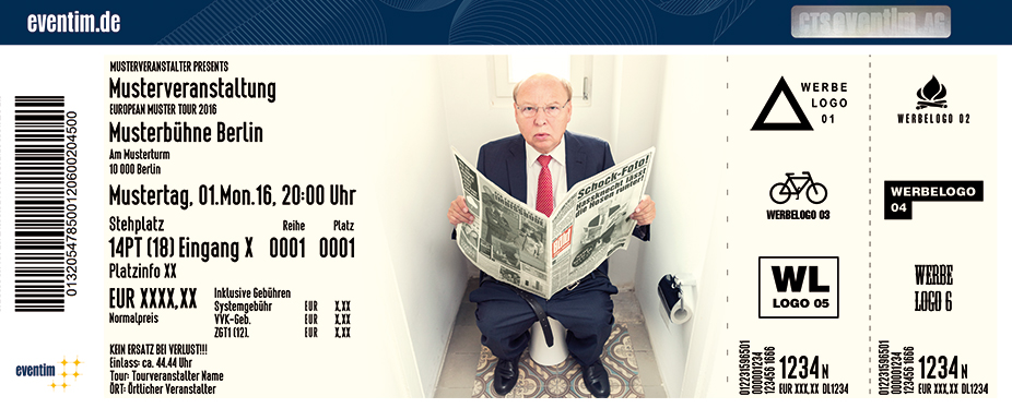 Karten für Gernot Hassknecht: Jetzt wird's persönlich in Darmstadt