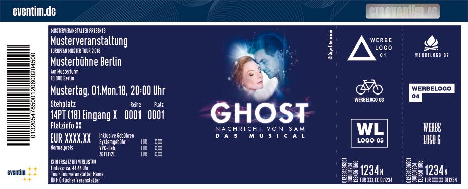 GHOST - Das Musical in Berlin