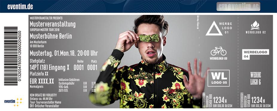 Karten für GReeeN - Ach du grüne Neune Tour 2018 in Berlin