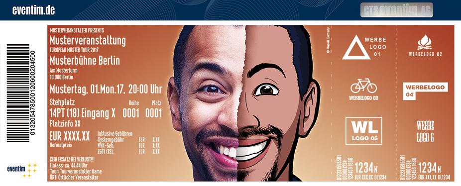 Karten für Hany Siam - Animiert in Osnabrück