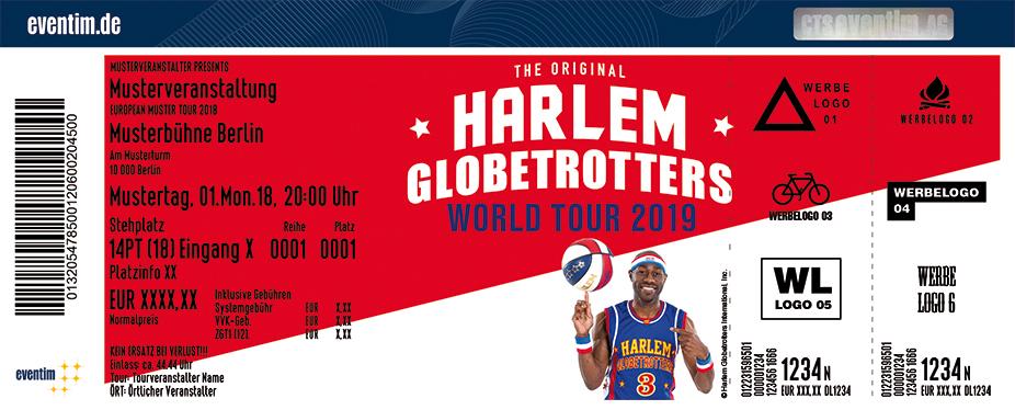 Karten für The Harlem Globetrotters: World Tour 2019 in Berlin