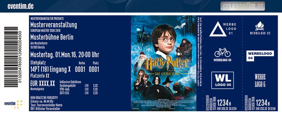 Karten für Harry Potter und der Stein der Weisen - in Concert in Graz