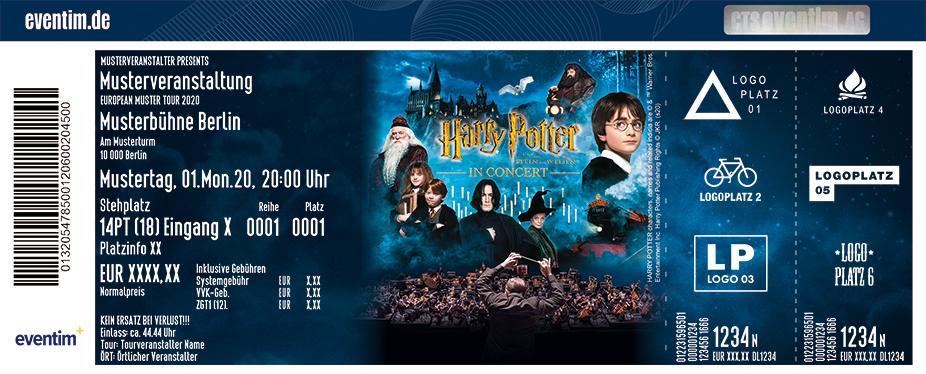 Tickets For Harry Potter Und Der Stein Der Weisen In Concert In Munchen