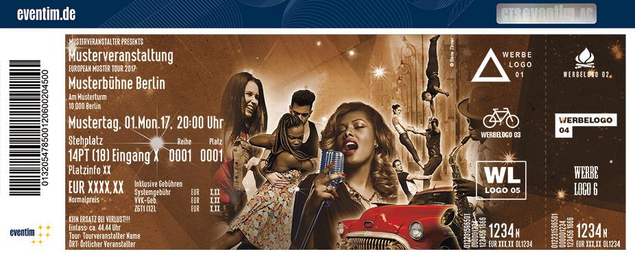 Karten für Havana Nights - Die magische Show! in Hamburg