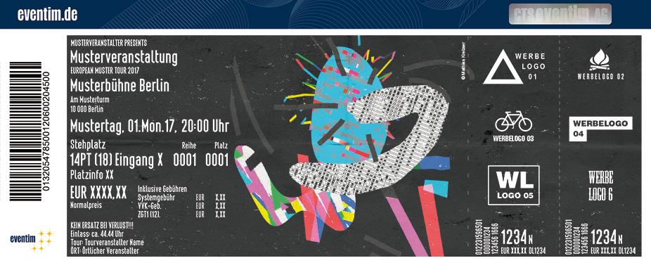 Karten für Heisskalt - Jahresabschluss Tour 2017 in Köln