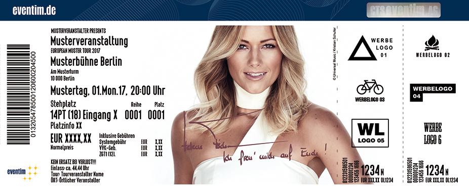 Karten für Helene Fischer: Die Stadion-Tour 2018 in Hamburg