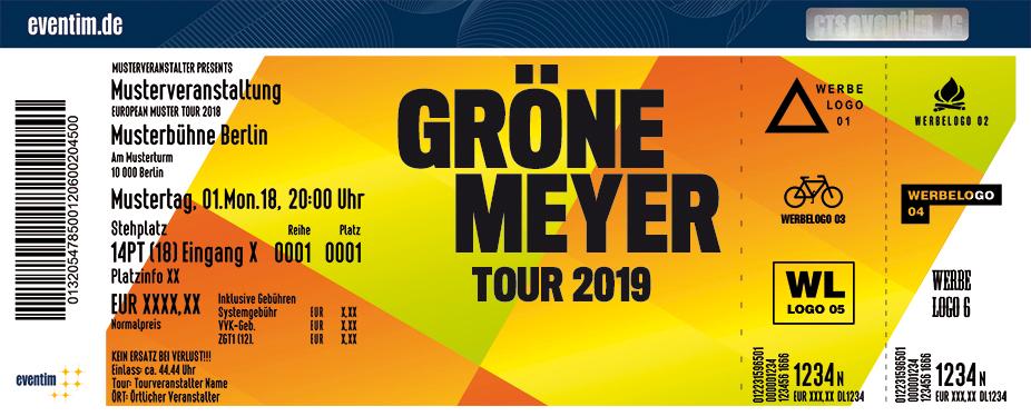 Karten für Herbert Grönemeyer - Live 2019 in Berlin