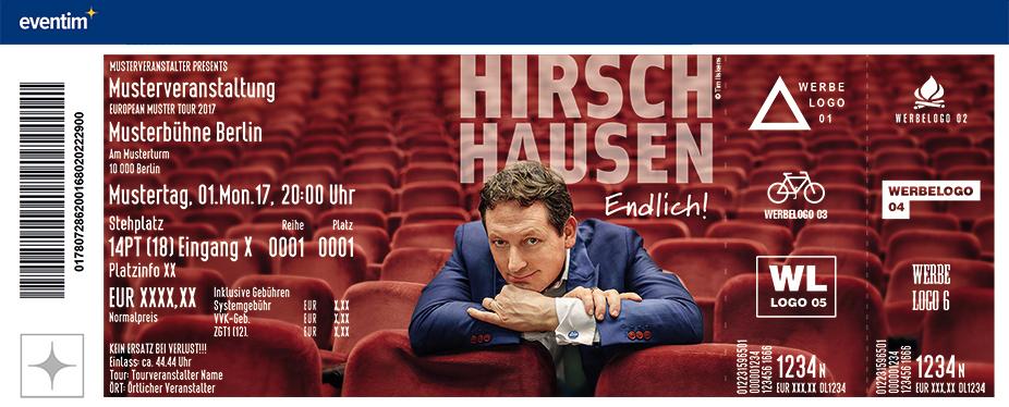 Karten für Dr. Eckart von Hirschhausen: Endlich in Heilbronn