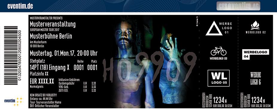 Ho99O9 Karten für ihre Events 2017
