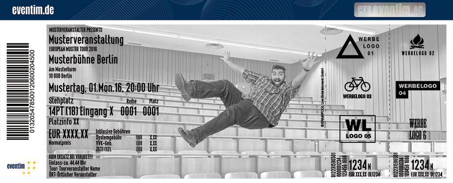 1Live Hörsaal-Comedy Karten für ihre Events 2017