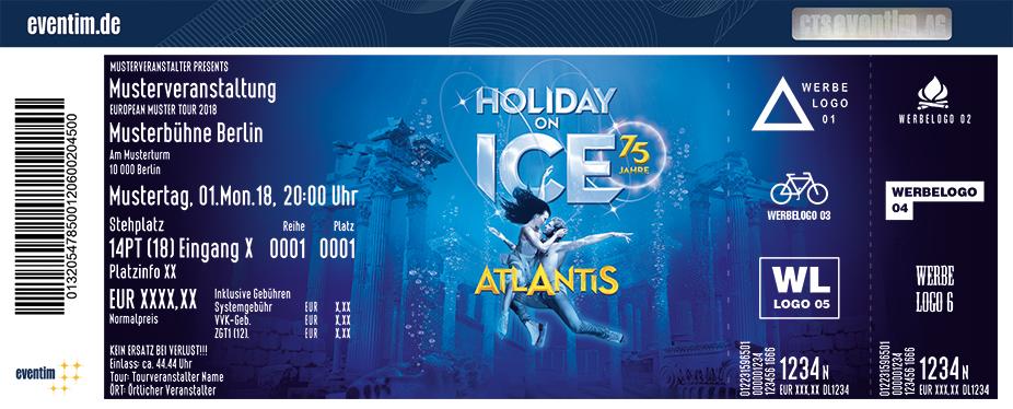 Holiday on Ice - ATLANTIS in Berlin