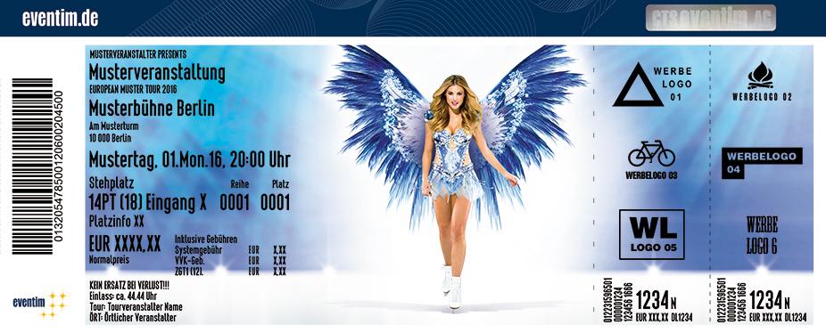 Holiday On Ice Karten für ihre Events 2017