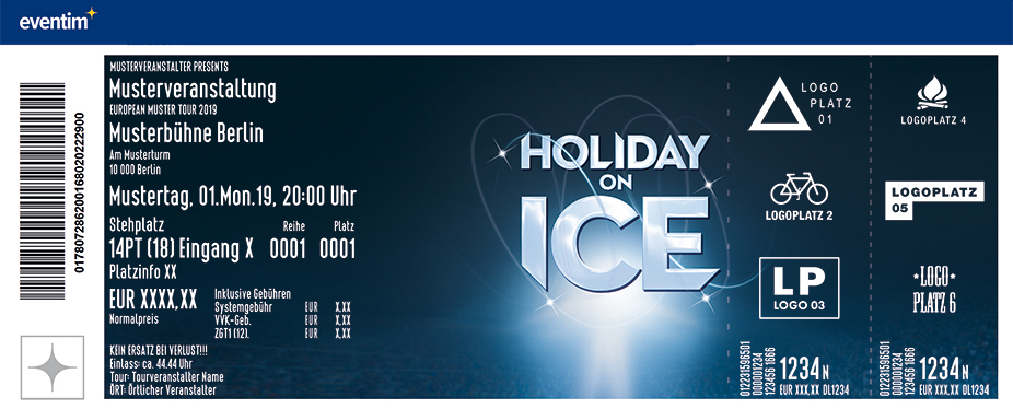 Holiday on Ice - NEW SHOW in Frankfurt