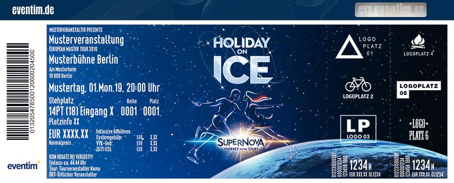 Holiday on Ice - SUPERNOVA in Stuttgart