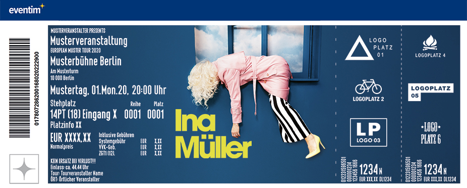 Ina Müller & Band - Live on Tour